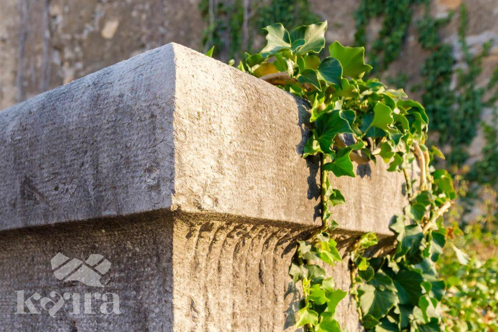 Karra kras steber